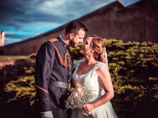 La boda de Javier y Yolanda en Badajoz, Badajoz 51