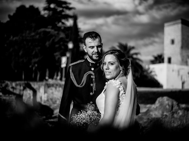 La boda de Javier y Yolanda en Badajoz, Badajoz 52