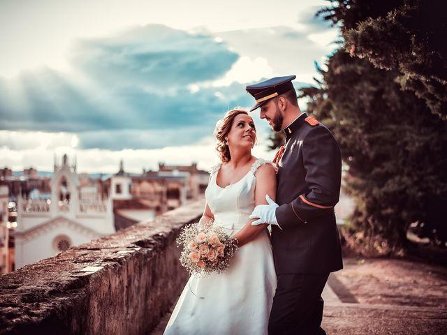 La boda de Javier y Yolanda en Badajoz, Badajoz 55