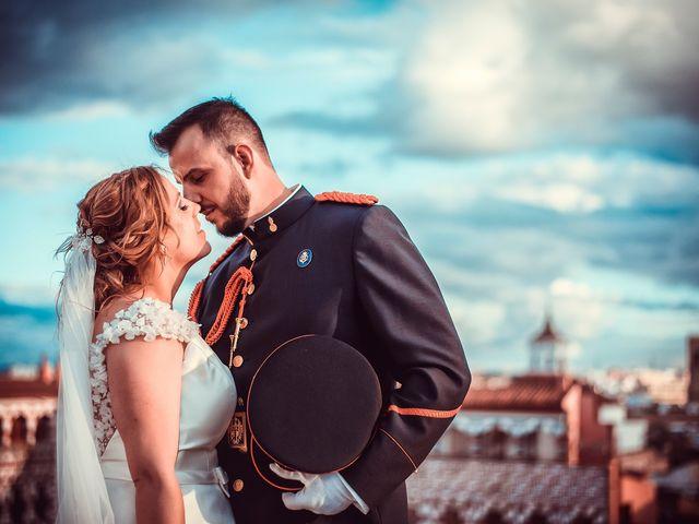 La boda de Javier y Yolanda en Badajoz, Badajoz 57