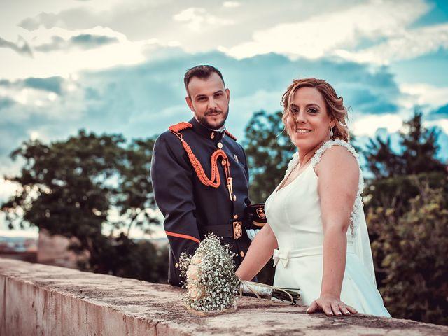 La boda de Javier y Yolanda en Badajoz, Badajoz 58