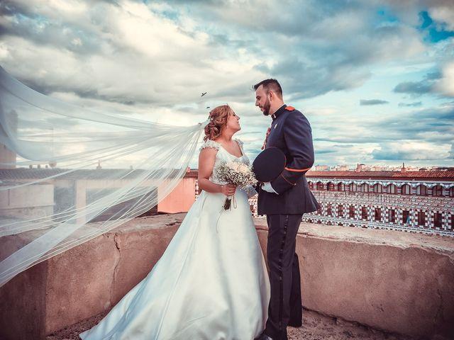 La boda de Javier y Yolanda en Badajoz, Badajoz 60