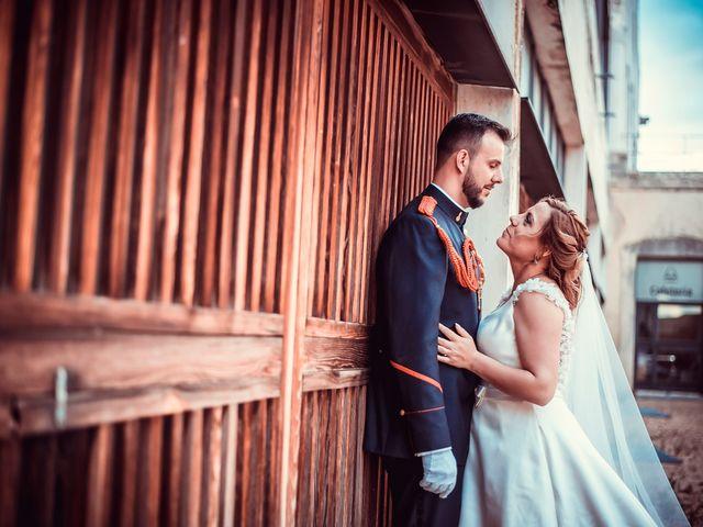 La boda de Javier y Yolanda en Badajoz, Badajoz 61