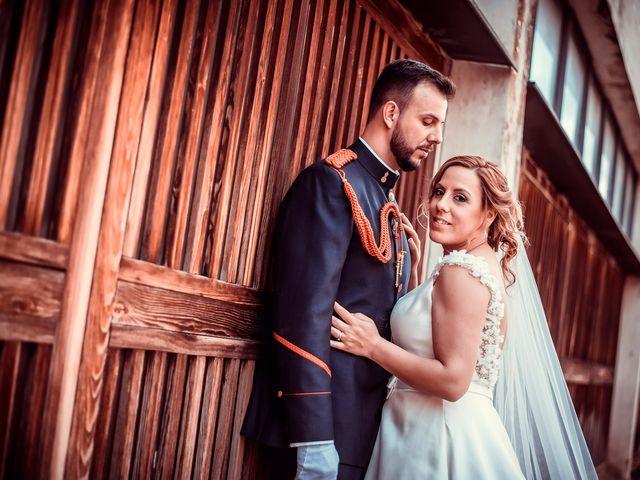 La boda de Javier y Yolanda en Badajoz, Badajoz 62