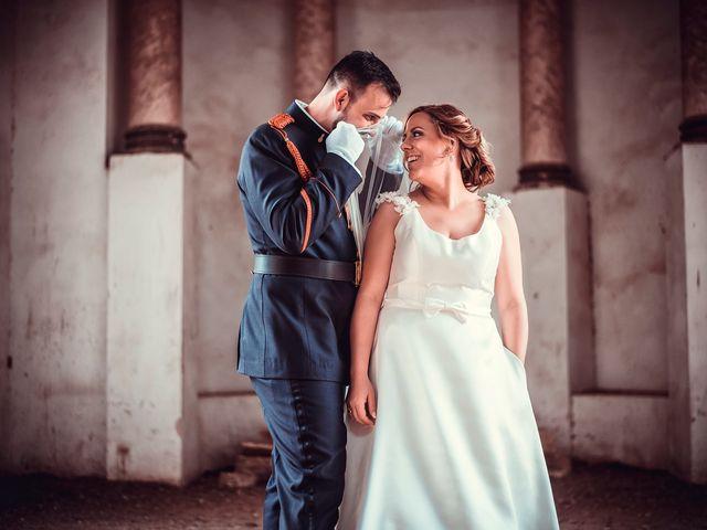 La boda de Javier y Yolanda en Badajoz, Badajoz 67