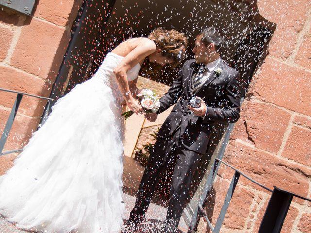 La boda de David  y Ester  en Barcelona, Barcelona 8