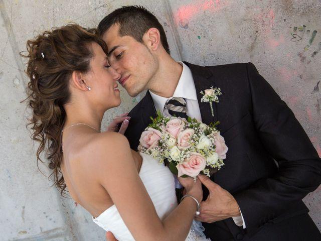 La boda de David  y Ester  en Barcelona, Barcelona 9