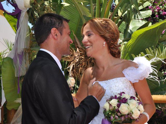 La boda de Adrián y Miriam en Chiclana De La Frontera, Cádiz 6