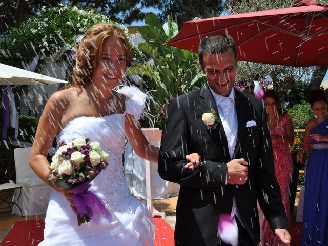 La boda de Adrián y Miriam en Chiclana De La Frontera, Cádiz 8