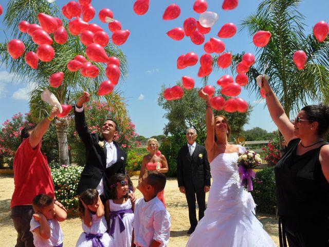 La boda de Adrián y Miriam en Chiclana De La Frontera, Cádiz 1