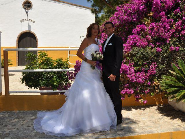 La boda de Adrián y Miriam en Chiclana De La Frontera, Cádiz 2