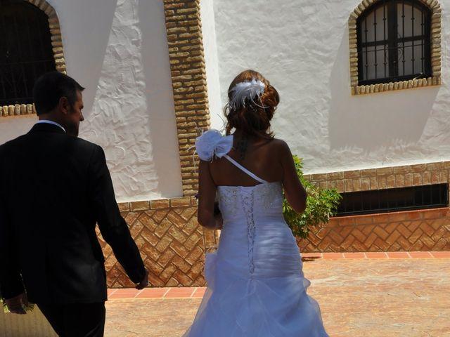 La boda de Adrián y Miriam en Chiclana De La Frontera, Cádiz 9