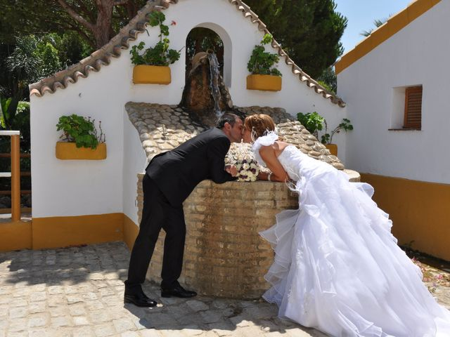 La boda de Adrián y Miriam en Chiclana De La Frontera, Cádiz 10