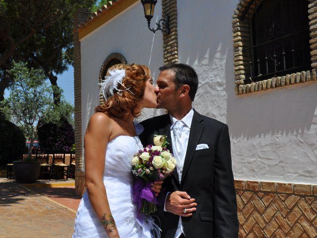 La boda de Adrián y Miriam en Chiclana De La Frontera, Cádiz 12