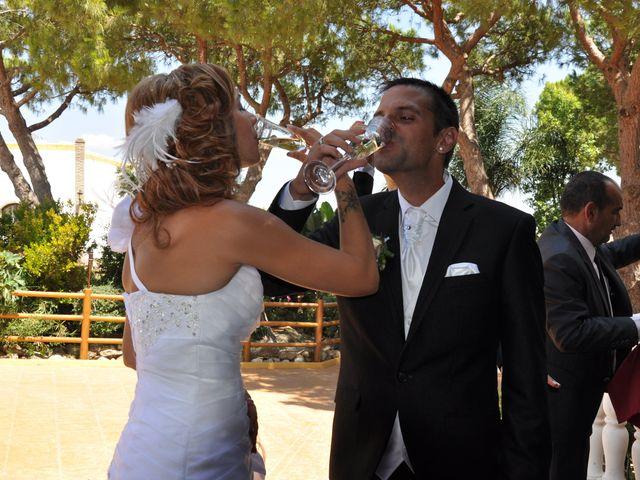 La boda de Adrián y Miriam en Chiclana De La Frontera, Cádiz 16