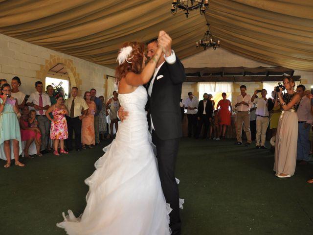La boda de Adrián y Miriam en Chiclana De La Frontera, Cádiz 17