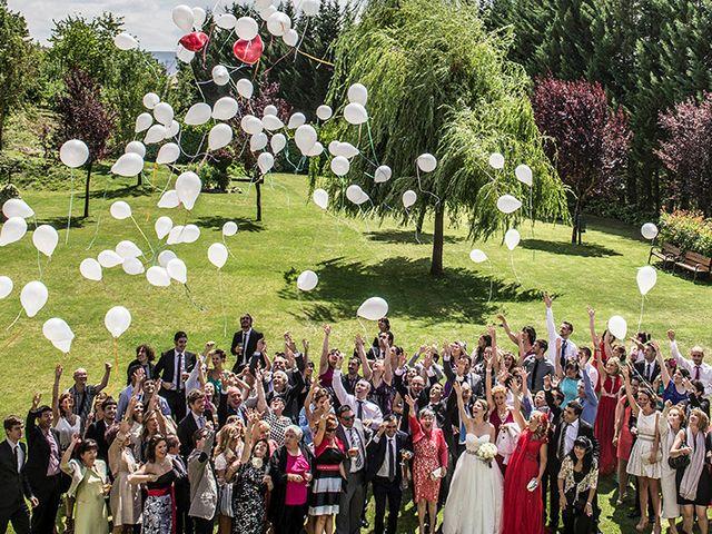 La boda de David y Tania en Vitoria-gasteiz, Álava 22