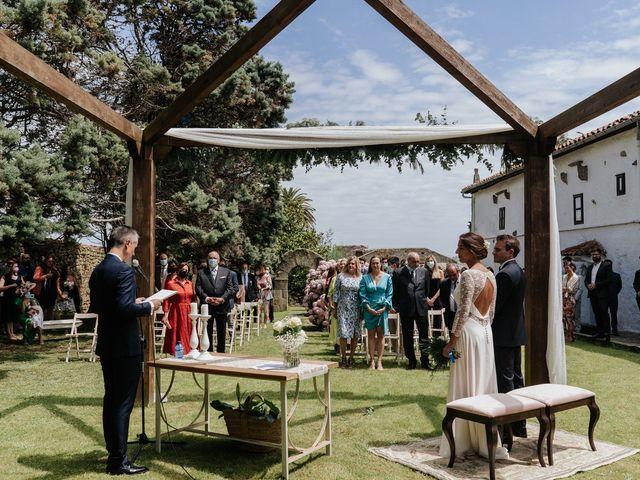 La boda de Pablo y María en Suances, Cantabria 7