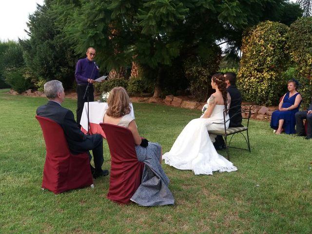 La boda de Emiliano y Myriam en Valencia, Valencia 6