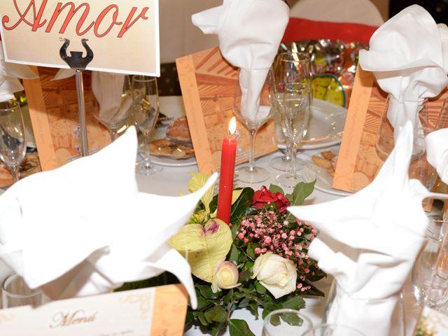 La boda de David y Lourdes en Beniajan, Murcia 2