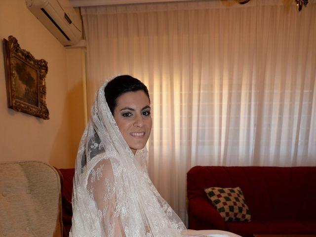 La boda de David y Lourdes en Beniajan, Murcia 6