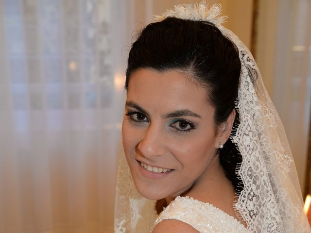 La boda de David y Lourdes en Beniajan, Murcia 7