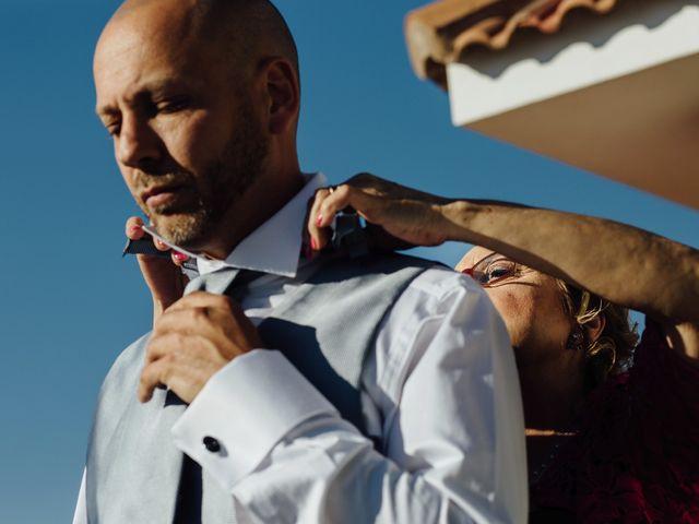 La boda de David y Rut en Vilamarxant, Valencia 9