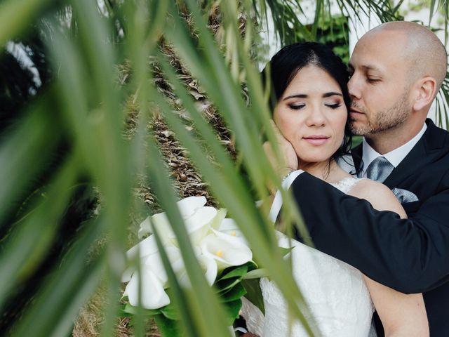 La boda de David y Rut en Vilamarxant, Valencia 18