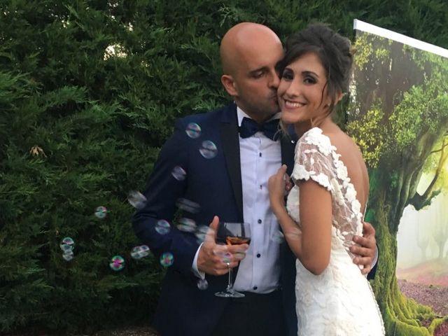 La boda de Nuria y Luis Enrique