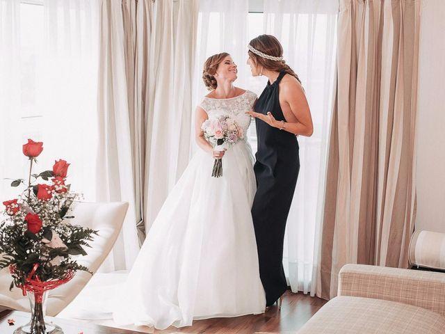 La boda de David y Lorena en Alcalá De Henares, Madrid 17