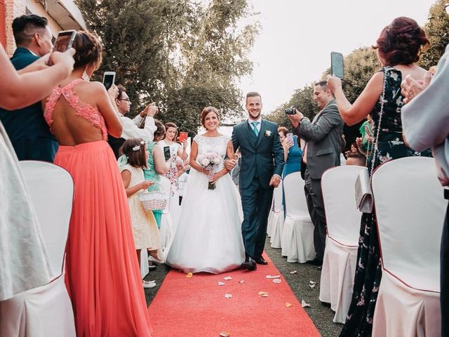 La boda de David y Lorena en Alcalá De Henares, Madrid 21