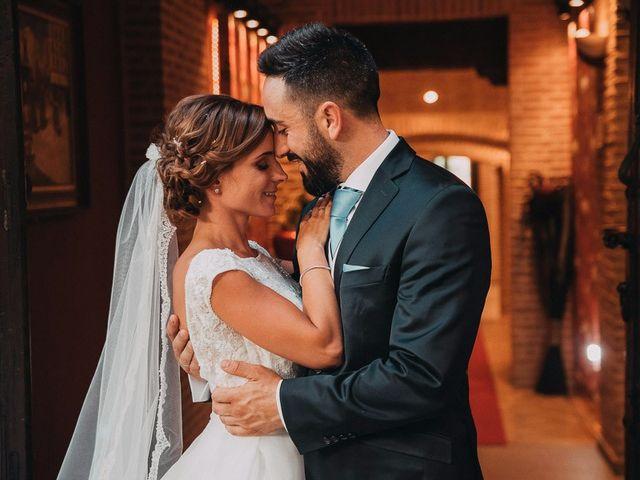 La boda de David y Lorena en Alcalá De Henares, Madrid 1