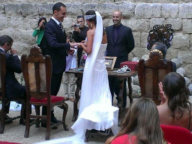 La boda de Raquel y Diego  en Ampudia, Palencia 3