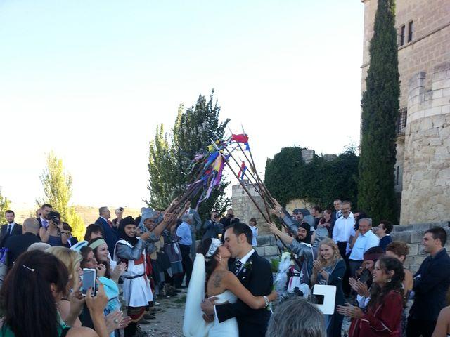 La boda de Raquel y Diego  en Ampudia, Palencia 4