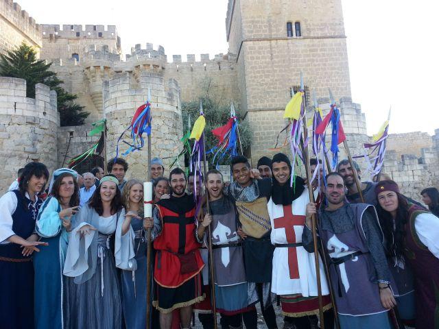 La boda de Raquel y Diego  en Ampudia, Palencia 1