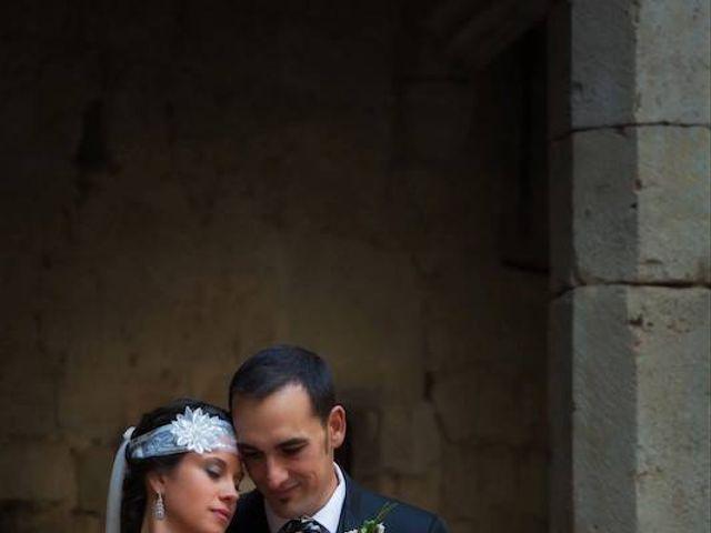 La boda de Raquel y Diego  en Ampudia, Palencia 6