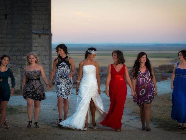 La boda de Raquel y Diego  en Ampudia, Palencia 2