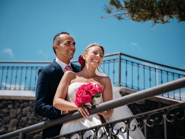 La boda de Juan Ramón y Carmen en Candelaria, Santa Cruz de Tenerife 44
