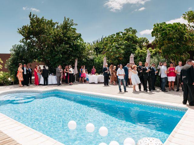 La boda de Juan Ramón y Carmen en Candelaria, Santa Cruz de Tenerife 58