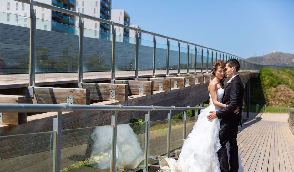La boda de David  y Ester  en Barcelona, Barcelona