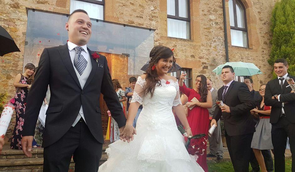 La boda de Sergio y Patricia en Posada De Llanera, Asturias