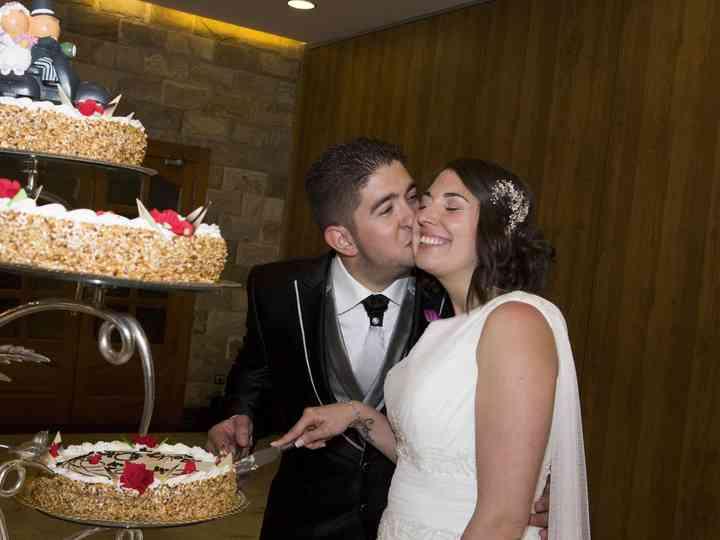 La boda de Monse y Rubén