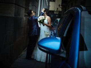 La boda de Cathaysa  y Raquel