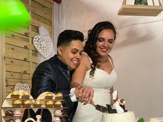 La boda de Cathaysa  y Raquel  2