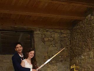 La boda de Rebekah y Joan 2