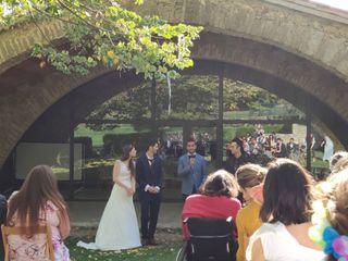 La boda de Rebekah y Joan