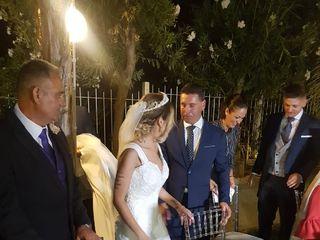 La boda de Irene y Fernando 1