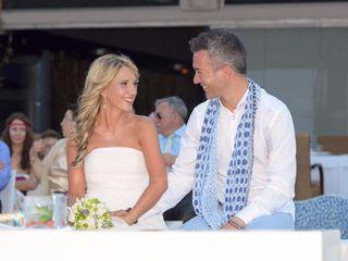 La boda de Belén y César