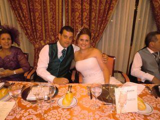 La boda de Rosa y Rubén