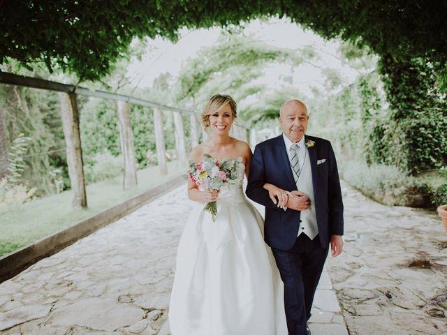La boda de Alex y Inés en Redondela, Pontevedra 15